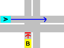 2優先道路