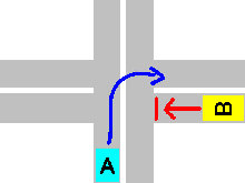 優先道路6